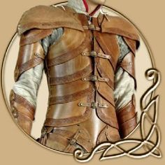 Noble Armour. Wish I had this to protect me from all the swords knapping at me.