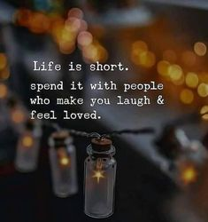Life is short. Spend it with people who make you laugh. Life is short. Spend it with people who make you laugh. The post Life is short. Spend it with people who make you laugh. appeared first on DIY Fashion Pictures. Happy Quotes, True Quotes, Great Quotes, Positive Quotes, People Quotes, Quotes Quotes, Happiness Is Quotes, Laugh Quotes, Friend Quotes