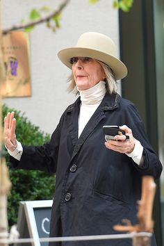 Diane Keaton, 71, Is the Most Underrated Celebrity on Instagram
