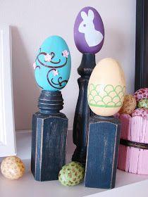 JoAnn's Special: Vinyl Easter Eggs