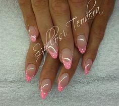 Pinc by Teodora77 - Nail Art Gallery nailartgallery.nailsmag.com by Nails Magazine www.nailsmag.com #nailart
