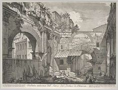 Giovanni Battista Piranesi (1720–1778) | Thematic Essay | Heilbrunn Timeline of Art History | The Metropolitan Museum of Art