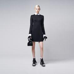Alexander McQueen Womenswear Autumn/Winter 2014 Lookbook - Alexander McQueen