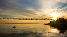 Taboc Hanging Bridge