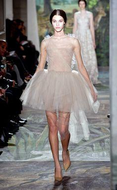 Valentino - Paris Haute Couture S/S 2014
