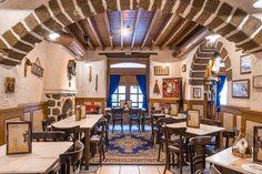 ΚΟΥΚΟΣ Διακόσμηση παραδοσιακού εστιατορίου KOUKOS traditional Greek restaurant design