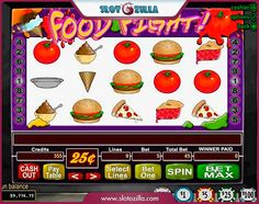 Food Fight™ Slot Machine Game to Play Free in Realtime Gamings Online Casinos