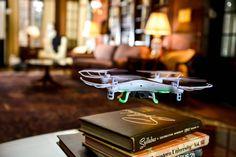 Rook – Le premier drone connecté à internet