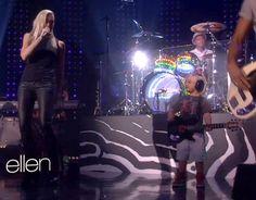 Gwen Stefani & Zuma