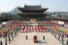 Palacio Changdeokgung, Corea del sur
