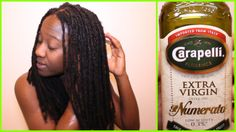 Loc Maintenance | DIY Hot Oil Treatment {Winter Essential for Loc'rs} | ...