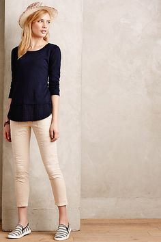 Closed Bonnie Midrise Skinny Jeans #anthropologie
