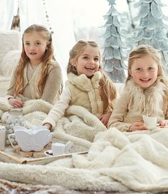 Fairy-Inspired Favorites | A Magical Tea Party for Winter Birthdays!