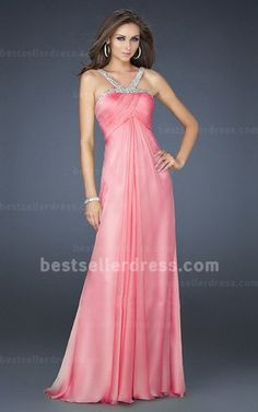 Embellished Ruched Bodice Strapless Sherbert Prom Floor Length Dresses    bestsellerdress.com Prom Dresses For 652b0c89a