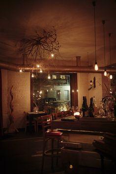 glutenfrei sauvage - Berlin's gluten free restaurant! Need to make a booking!