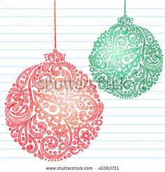 Free printable christmas patterns | CHRISTMAS PAPER ORNAMENT PATTERNS « Free Patterns