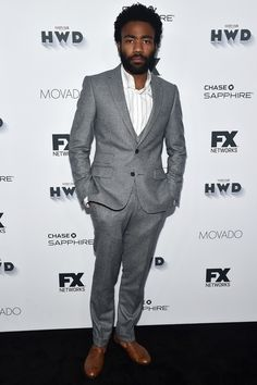 The 10 Best Dressed Men of the Week 9.24.16 Photos   GQ - Donald Glover