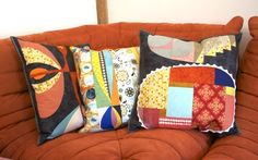Artisan Pillow - Conica