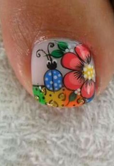 none Pedicure Designs, Toe Nail Designs, French Pedicure, French Nails, Sexy Nails, Love Nails, Toe Nail Art, Mani Pedi, Wedding Nails