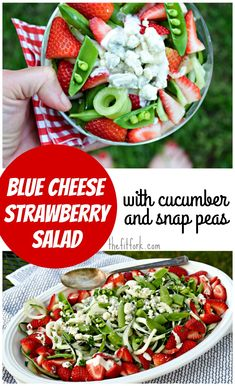 Blue Cheese Strawber