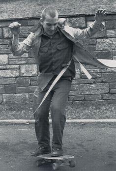 Ian MacKaye of Fugazi and Minor Threat