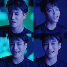 Kai in the Electric Kiss MV Kai Exo, Chanyeol Baekhyun, Bts And Exo, Shinee, Exo 2017, Kim Jong Dae, Exo Album, Exo Lockscreen, Kim Jongin