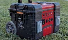 2 Kwh Portable Generator - http://TheDIYengineer.com 18650 12 volt