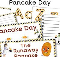 Lots of  great Pancake Day teaching resources, great to celebrate Pancake Day in the classroom. For more Shrove Tuesday resources please check out our site.