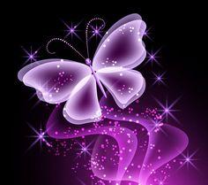 Cross Stitch diy Full diamond abstract purple butterfly Art paintings Home Decoration mosaic Diamond painting manual souvenir Purple Love, All Things Purple, Purple Rain, Shades Of Purple, Magenta, Purple Butterfly, Butterfly Flowers, Beautiful Butterflies, Butterfly Pattern