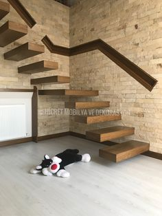 Uçan Basamaklı Merdiven, Floating Stair
