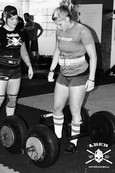 """I'm adding this to inspiration instead of workout because I find it really encouraging when men, especially of the bro variety, show their feminist sides. """"Weak men absolutely demand that a woman stays weak as well."""" -Lift Big Eat Big: Keeping Women Down Weight Training, Weight Lifting, Weight Loss, Powerlifting Women, Weak Men, Women Lifting, Crossfit Motivation, Muscle Girls, Badass Women"""