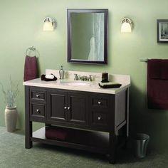 Foremost International - Gazette Floor Cabinet - GAEF1642D - Home Depot Canada