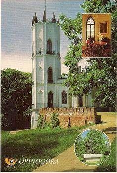 Pocztówkowe podróże po Polsce: OPINOGÓRA