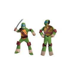 Rubie's Boys Tmnt Leonardo Deluxe Halloween Costume, Size Medium (8)