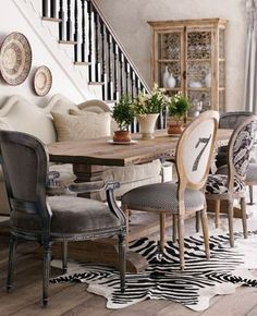 animal print area rugs are trending -- it's time to get yours at Action Carpet & Floor Decor