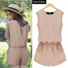 Swans Style is the top online fashion store for women. Rompers Women, Jumpsuits For Women, Black Long Sleeve Playsuit, Fashion Pants, Fashion Dresses, 90s Fashion, Chic Outfits, Summer Outfits, Petite Fashion Tips