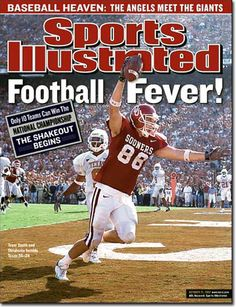 Another Oklahoma Sooners cover