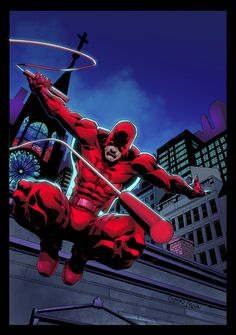 Daredevil July 23 2016 by Timothy-Brown on DeviantArt __ VI __