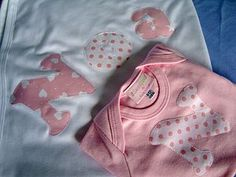 Personalised Blanket And Bodysuit Giftset - baby care