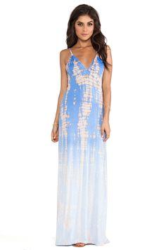 8e3acf9924d03 Gypsy 05 Halter Maxi Dress in Blue Bell Gypsy 05