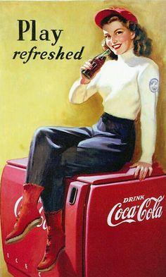 3de80ac870bd1 Coca-Cola Ladies