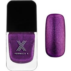Formula X Liquid Crystals – Nail Polish Effect ($13) ❤ liked on Polyvore featuring beauty products, nail care, nail polish, nail and formula x nail polish
