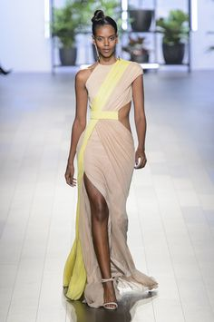 Cushnie et Ochs, Spring 2018 - The Most Beautiful Dresses on the Runway at NYFW - Photos