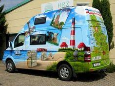 Hochwertige kompakte Reisemobile von HRZ Reisemobile GmbH aus Öhringen... - Bildergalerie