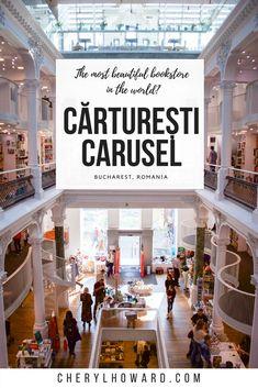 Cărturești Carusel