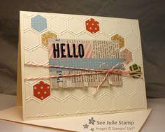 Oh hello, Honeycomb TIEF, PTI Happy hexagons