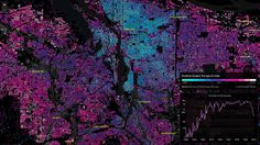 Portland: The Age of a City by MapBox, via Flickr