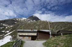 Amberger Hütte, Sulztal Tirol, Austria