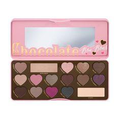 Too Chocolate Bon Bons 16 colors Eyeshadow Palette Cosmetic faced Makeup Eye Shadow for women Chocolate eye shadow