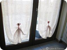 raccogliere le tende con le calamite | idee per arredare | pinterest